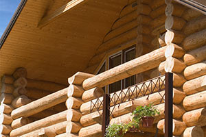 Log Home Services
