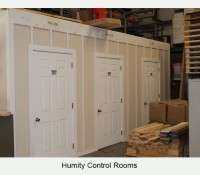 Humidity Control Rooms