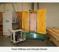Panel Stiffness Strength Bender