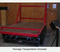 Package Transportation Simulator